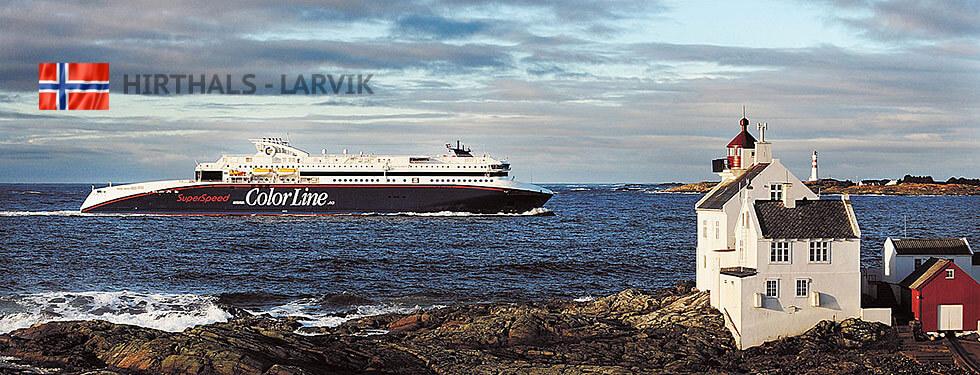 Hirthals - Larvik