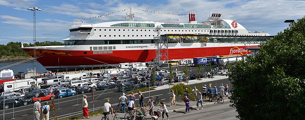 Fjordline Hirthals - Kristiansand