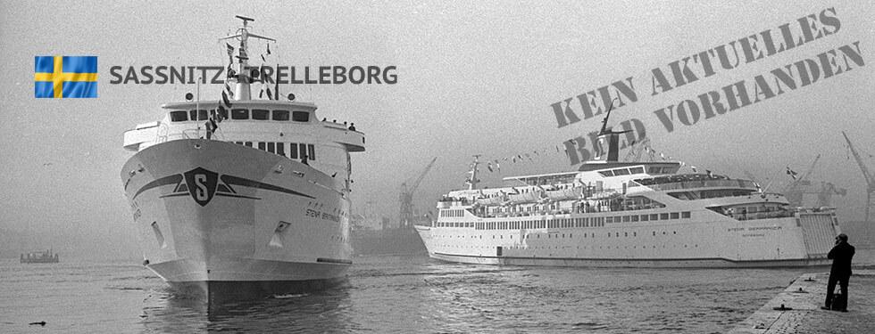 Sassnitz-Trelleborg Schiffe