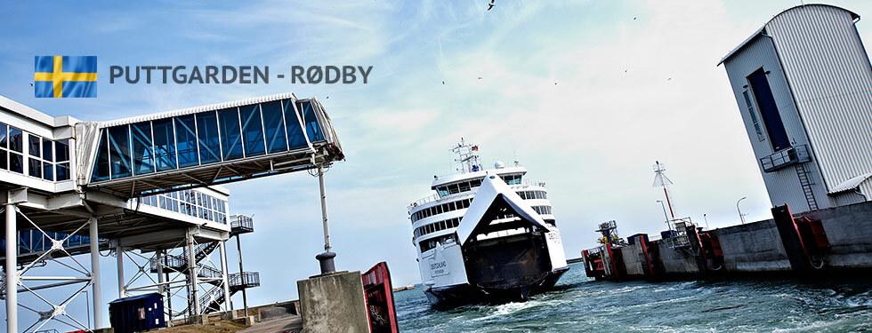Puttgarden-Rødby Schiffe